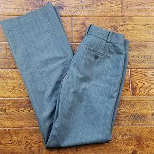 Ann Taylor pinstripe pants